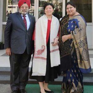 Mia Yen, Consulate General of Canada